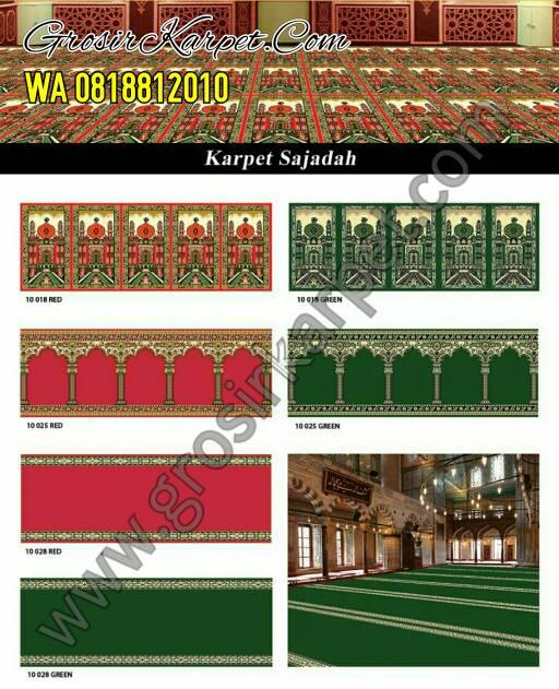 Karpet Sajadah